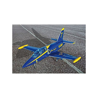 Mini L39 Albatross  Blue Angels version- EDF 90mm o Turbine