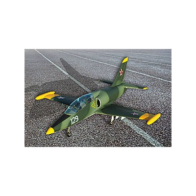 Sebart Mini L39 Military version EDF 90mm 6S or Turbine P20