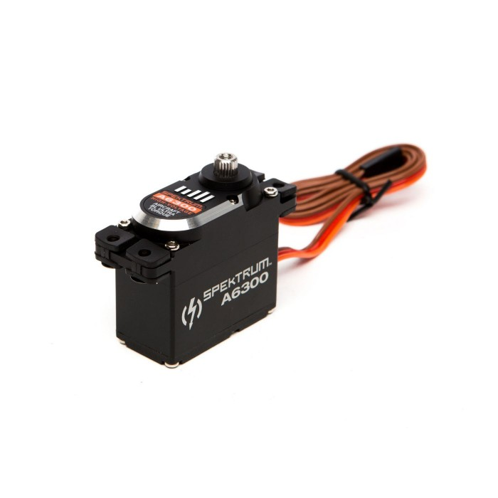 A6300 HV Ultra Torque Brushless Aircraft Servo MG