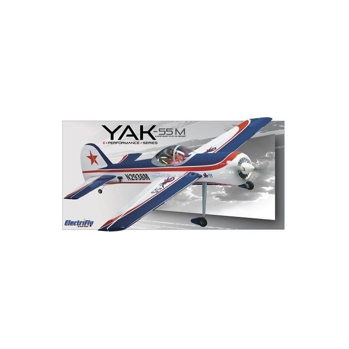 ElectriFly Yak 55M