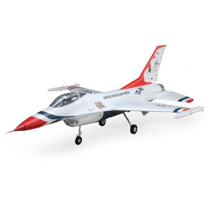 F-16 Thunderbirds 70mm EDF PNP