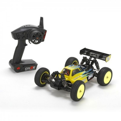 Losi – Mini 8IGHT 1/14 4WD Buggy RTR Black