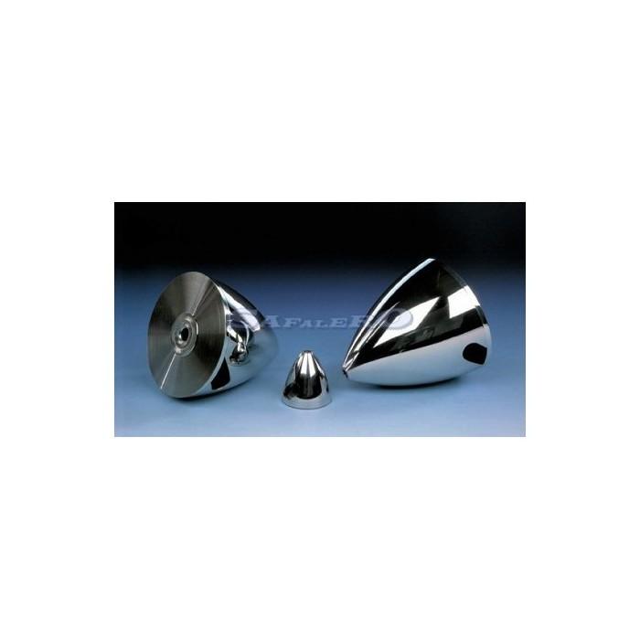 Ogiva alluminio lucido ø 127