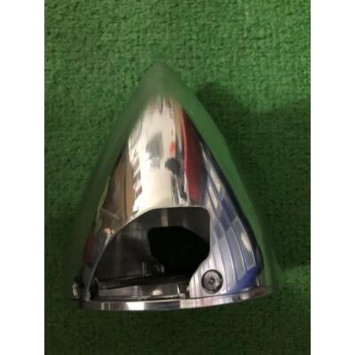 Ogiva in alluminio Ø 95 fissaggio 6 viti