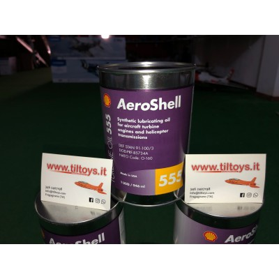 AeroShell  TurbineOil 555