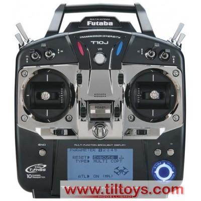 Futaba -  T10J MODE 1+  ricevente  R3008SB