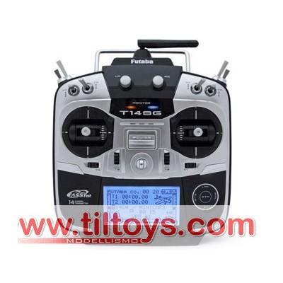 Futaba -  T14SG R7008SB 2,4GHZ HX MODE 1