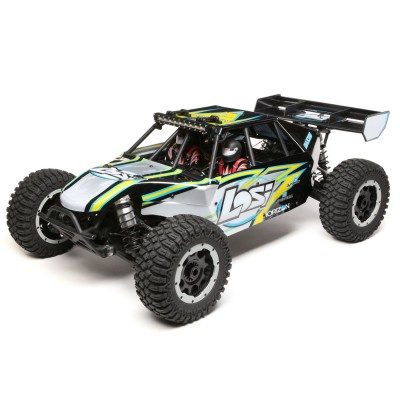 1/5 DBXL-E 4WD Brushless Desert Buggy RTR with AVC, Black