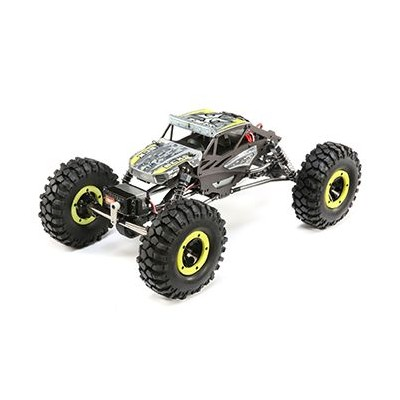 1/18 Temper 4WD Gen 2 Brushed RTR, Yellow Int