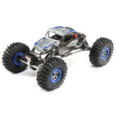 1/18 Temper 4WD Gen 2 Brushed RTR, Blue
