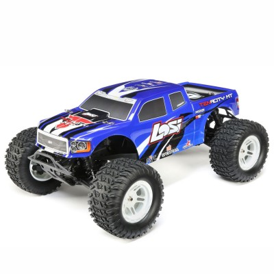 TENACITY 1/10-SCALE 4WD RTR MONSTER TRUCK