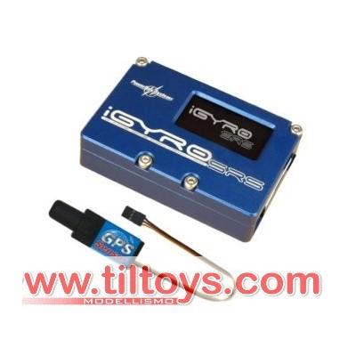 PowerBox -  iGyro giroscopio 3 assi + Gps