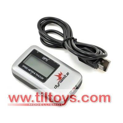 Dynamite -  GPS Speed Meter e Tracker