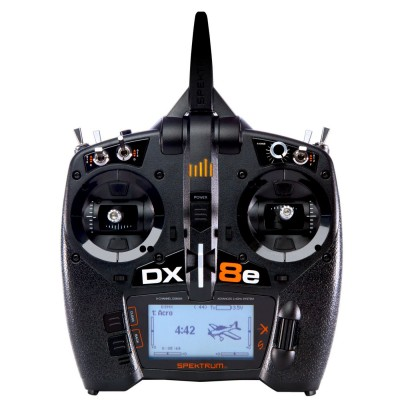 DX8e 8-Channel Transmitter Only EU