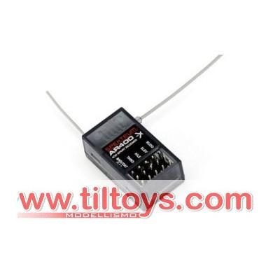 Spektrum -  Ricevente AR400 DSMX 4CH
