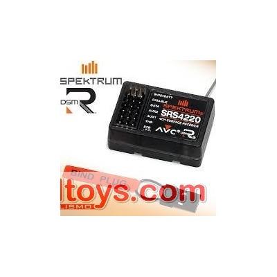 Spektrum -  Ricevente SRS4220 DSMR AVC