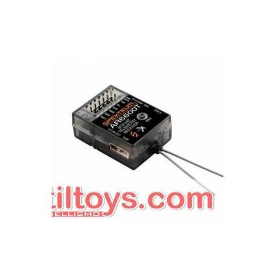 Spektrum -  Ricevente AR6600T DSMX 6CH