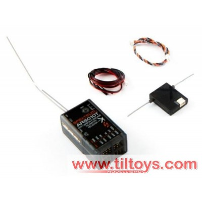 Spektrum -  Ricevente AR8010T DSMX 8Ch Rx