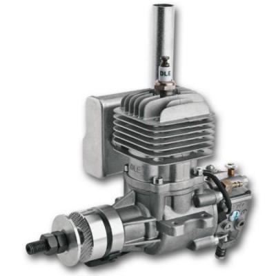 DLE-20 cc Motore a scoppio 2T BENZINA