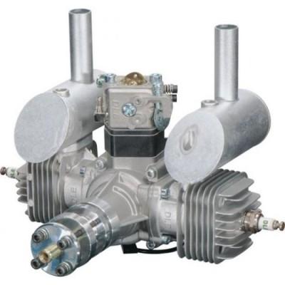 DLE-40 cc bicilindrico Motore a scoppio 2T BENZINA