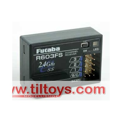 Futaba -  Ricevente R603 FS 2.4 Ghz