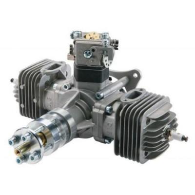 DLE-60 cc bicilindrico Motore a scoppio 2T BENZINA