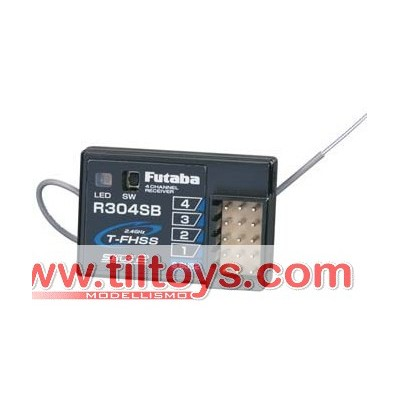 Futaba -  Ricevente FP R304SB 2.4Ghz T-FHSS