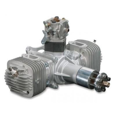 DLE-120 cc bicilindrico Motore a scoppio 2T BENZINA