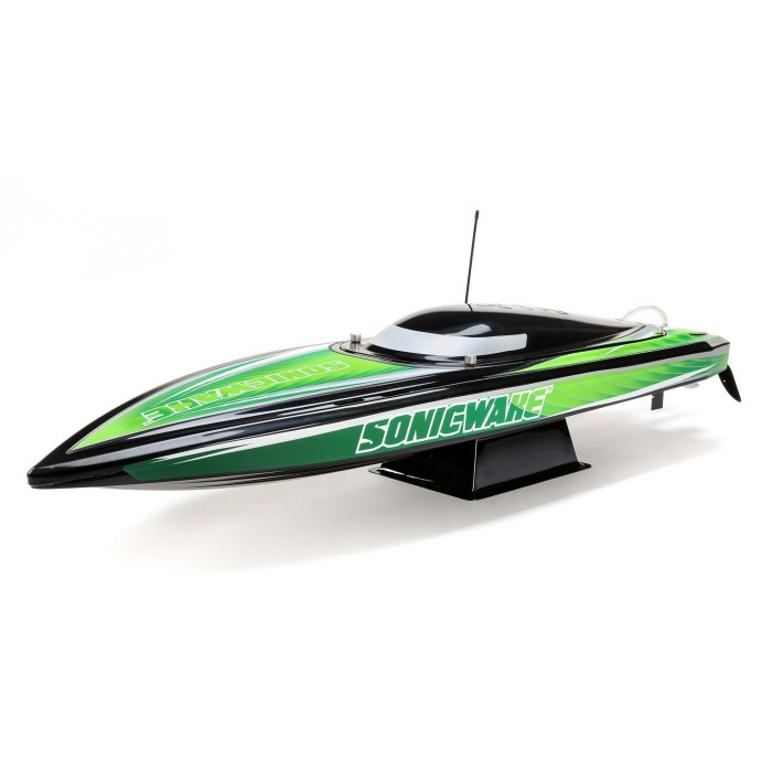 "Sonicwake 36"" Self-Righting Brushless Deep-V RTR"