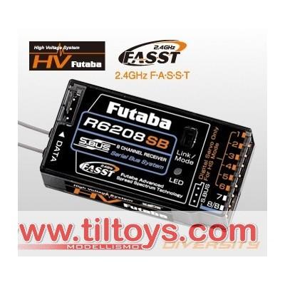 Futaba -  Ricevente R6208SB 8CH BUS 2,4Ghz HV