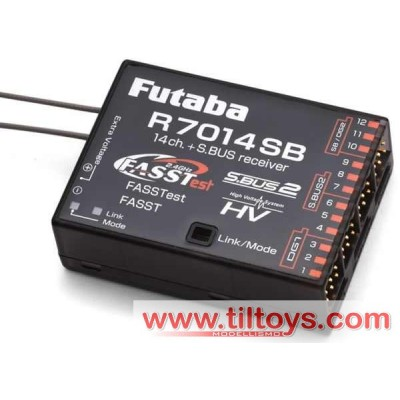 Futaba -  Ricevente RX R7014SB 14CH 2,4GHZ S-BUS
