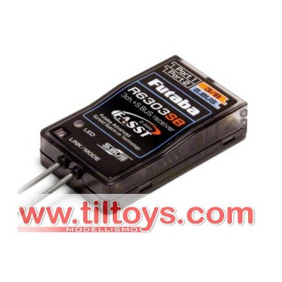Futaba -  Ricevente R6303SB 2.4Ghz HV 3/18CH S.Bus