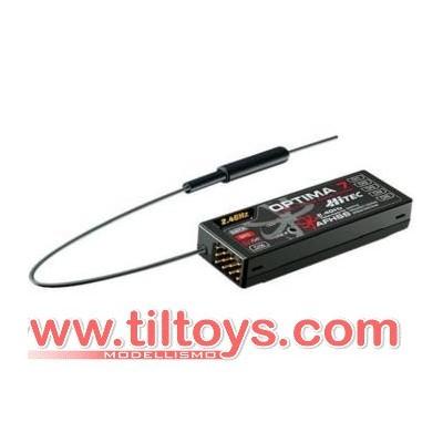 Hitec -  Ricevente OPTIMA 7 Full Range 7Ch 2.4GHz Telemetria AFHSS