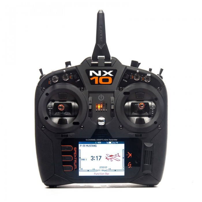 NX10 10-Channel Transmitter Only, Intl