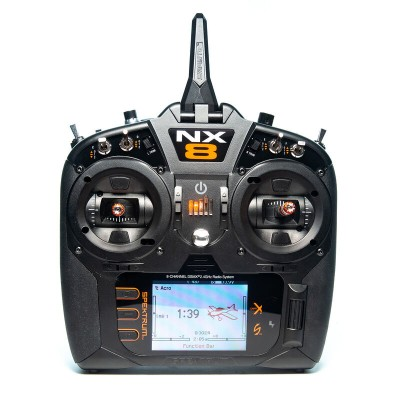 NX8 8-Channel DSMX Transmitter Only