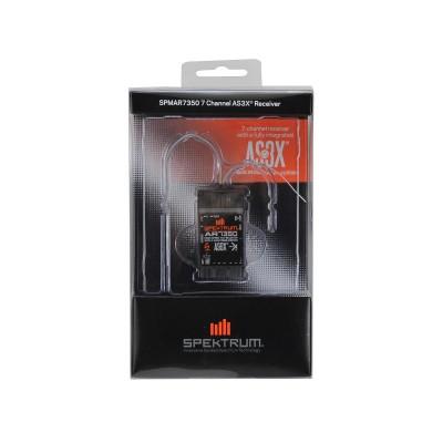 Spektrum -  Ricevente AR7350 AS3X DSMX 7Ch Rx