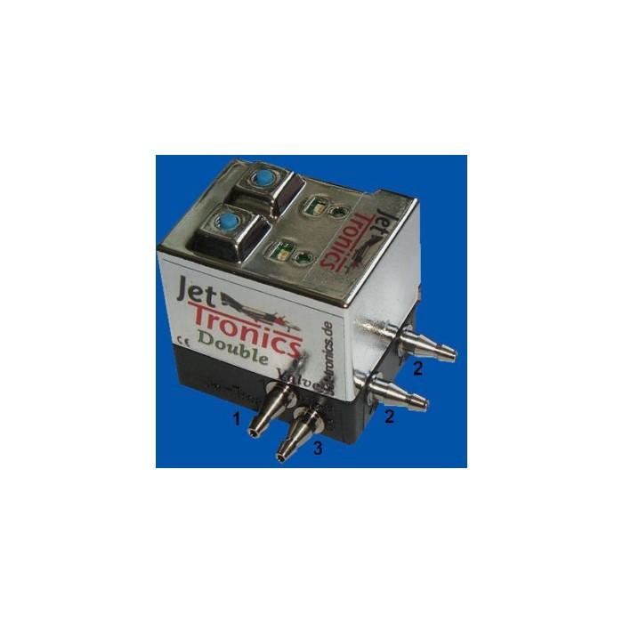 Jet-Tronics -  Valvola elettronica aria doppio effetto V2