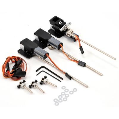 E-flite -  Terna carrelli retrattili elettrici .15-.25