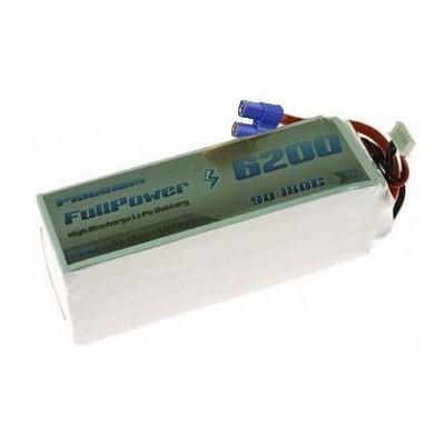 FullPower Batteria Lipo 6S 6200 mAh 90C PLATINUM