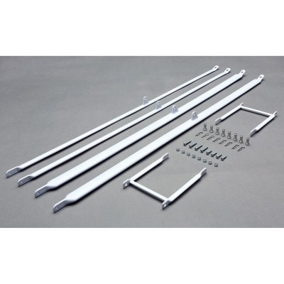 Wing Strut Set with Hardware Carbon-Z Cub