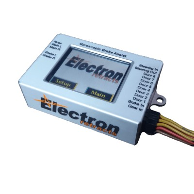 Electron Retracts -  Centralina GS-200 per ER-40