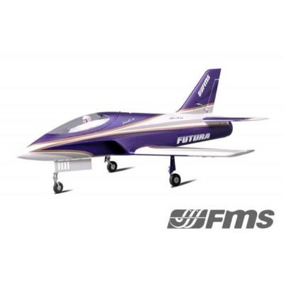 FMS -  Futura EDF 80mm Viola