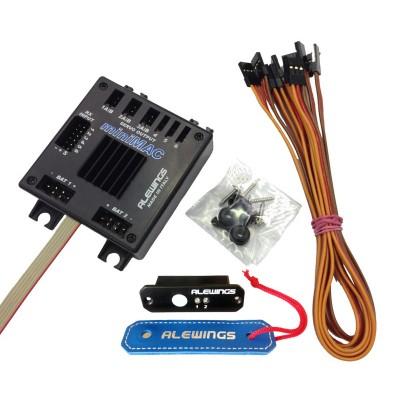 Centralina gestione impianto radio miniMAC MGN 5-7,4V 30A
