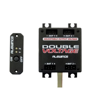 Double Voltage 5-7,4V 20+20A