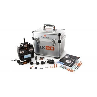 Spektrum DX20 20-CH Ricevente inclusa AR9020
