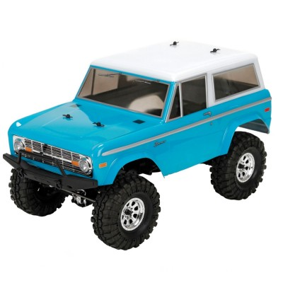 Ford Bronco 1972 4x4 Ascender Brushed RTR