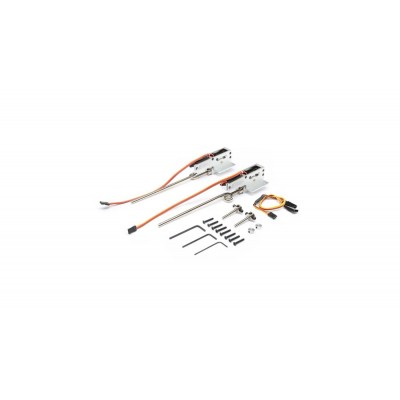 E-Flite 60-120 95-Degree Electric Rotating Retracts