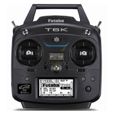 Futaba -  T6K 2.4Ghz T-FHSS Mode1 + rx R3006SB