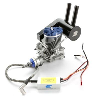 20GX 20cc (1.20 cu. in.) Gas Engine with Pumped Carb