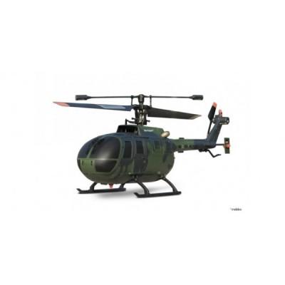 Solo Pro 137 BO105 Military SR FTR RTF